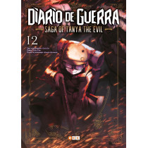 DIARIO DE GUERRA - SAGA OF TANYA THE EVIL 12