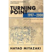 HAYAO MIYAZAKI: TURNING POINT 1997-2008 (INGLES - ENGLISH)
