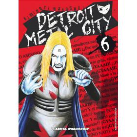 DETROIT METAL CITY 06 - SEMINUEVO