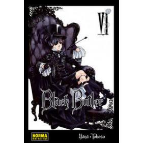 BLACK BUTLER 06 - SEMINUEVO