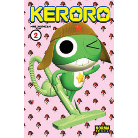 KERORO 02 - SEMINUEVO