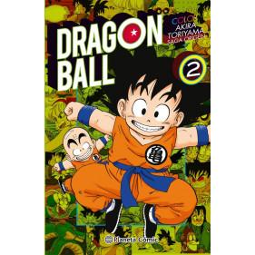 DRAGON BALL COLOR: ORIGEN 02 - SEMINUEVO