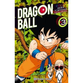 DRAGON BALL COLOR: ORIGEN 03 - SEMINUEVO