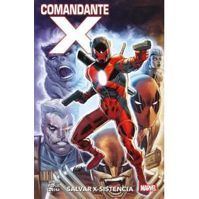 COMANDANTE X: ¿QUIEN ES EL COMANDANTE X? - SEMINUEVO