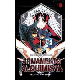 ARMAMENTO ALQUIMISTA 09 (SEMINUEVO)