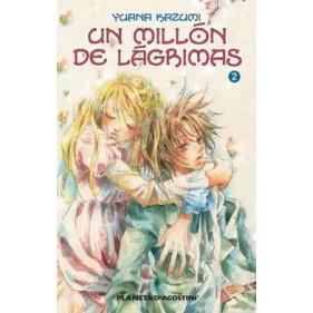 UN MILLON DE LAGRIMAS 02 (SEMINUEVO)