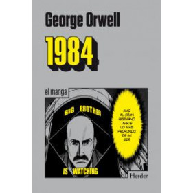 1984 (MANGA) - SEMINUEVO