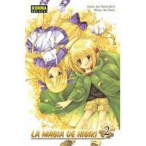 LA MAGIA DE HIBIKI 02 - SEMINUEVO