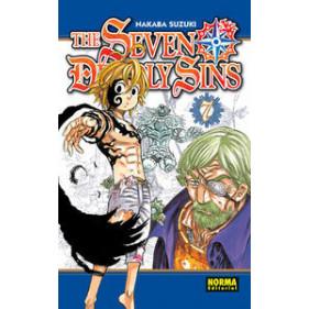 THE SEVEN DEADLY SINS 07 - SEMINUEVO