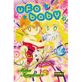 UFO BABY 01 - SEMINUEVO