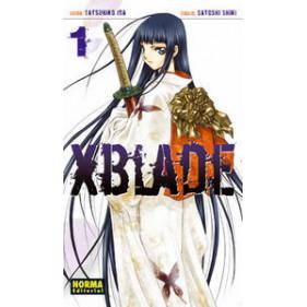X BLADE 01 - SEMINUEVO