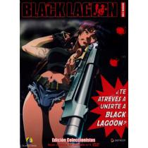 BLACK LAGOON EDICION COLECCIONISTA DVD