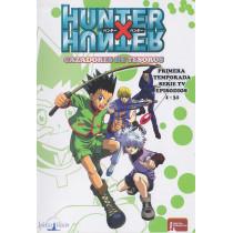 HUNTER X HUNTER 1º TEMPORADA (1-31) DVD