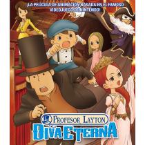 PROFESOR LAYTON Y LA DIVA ETERNA - Edición Blu-ray
