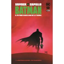 BATMAN: EL ULTIMO CABALLERO DE LA TIERRA