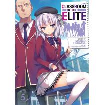 CLASSROOM OF ELITE (LIGHT NOVEL) 05 (INGLES - ENGLISH)