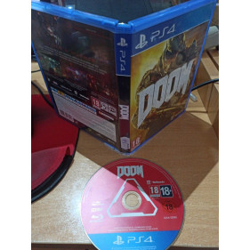 DOOM (PS4) - SEMINUEVO