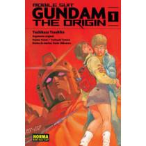 GUNDAM THE ORIGINS 01 - SEMINUEVO