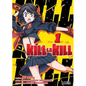 KILL LA KILL 01 - SEMINUEVO