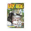 LA LEY DE UEKI 01 - SEMINUEVO