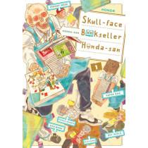 SKULL-FACE BOOKSELLER HONDA-SAN 01 (ING) - SEMINUEVO
