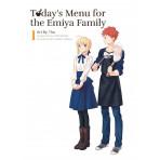 TODAY'S MENU FOR THE EMIYA FAMILY 01 (ING) - SEMINUEVO