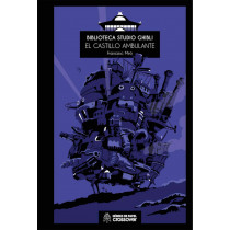 BIBLIOTECA STUDIO GHIBLI. EL CASTILLO AMBULANTE