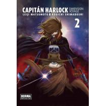 CAPITAN HARLOCK DIMENSION VOYAGE 02