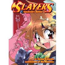 SLAYERS. COLLECTOR'S EDITION 01 LIGHT NOVEL (INGLES - ENGLISH)