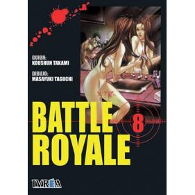 BATTLE ROYALE 08 - SEMINUEVO
