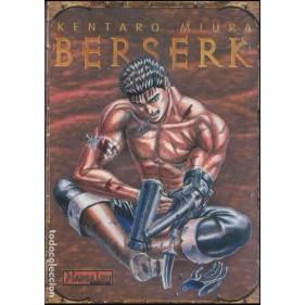 BERSERK 02 (MGL) - SEMINUEVO