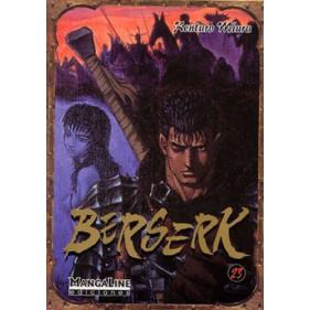 BERSERK 23 (MGL) - SEMINUEVO