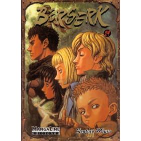 BERSERK 24 (MGL) - SEMINUEVO