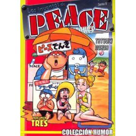 PEACE ELECTRONICS II 03 - SEMINUEVO