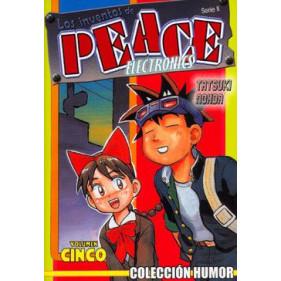 PEACE ELECTRONICS II 05 - SEMINUEVO