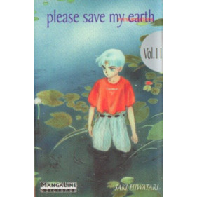 PLEASE SAVE MY EARTH 11 - SEMINUEVO