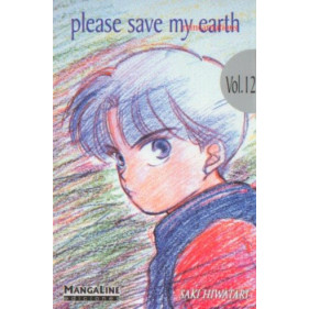 PLEASE SAVE MY EARTH 12 - SEMINUEVO