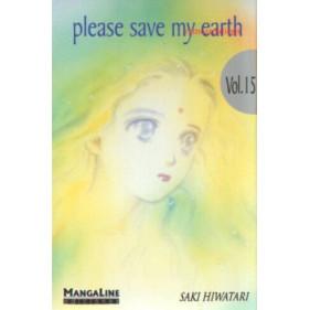 PLEASE SAVE MY EARTH 15 - SEMINUEVO