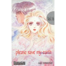 PLEASE SAVE MY EARTH 16 - SEMINUEVO