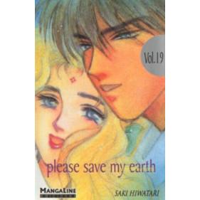 PLEASE SAVE MY EARTH 19 - SEMINUEVO