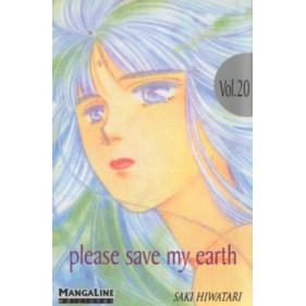 PLEASE SAVE MY EARTH 20 - SEMINUEVO