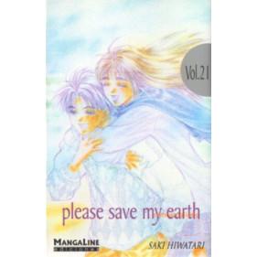 PLEASE SAVE MY EARTH 21 - SEMINUEVO