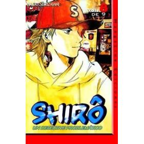 SHIRO 08 - SEMINUEVO