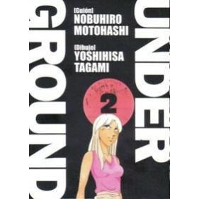 UNDERGROUND 02 - SEMINUEVO