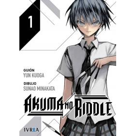 AKUMA NO RIDDLE 01 - SEMINUEVO