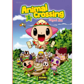 ANIMAL CROSSING 01 - SEMINUEVO
