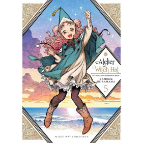 ATELIER OF WITCH HAT 05 - SEMINUEVO