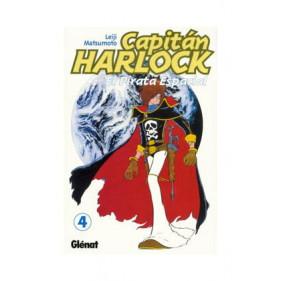 CAPITAN HARLOCK 04 (GLE) - SEMINUEVO