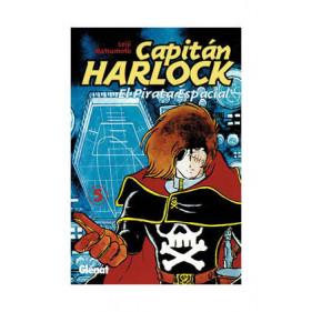 CAPITAN HARLOCK 05 (GLE) - SEMINUEVO