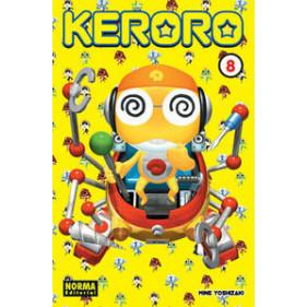 KERORO 08 - SEMINUEVO